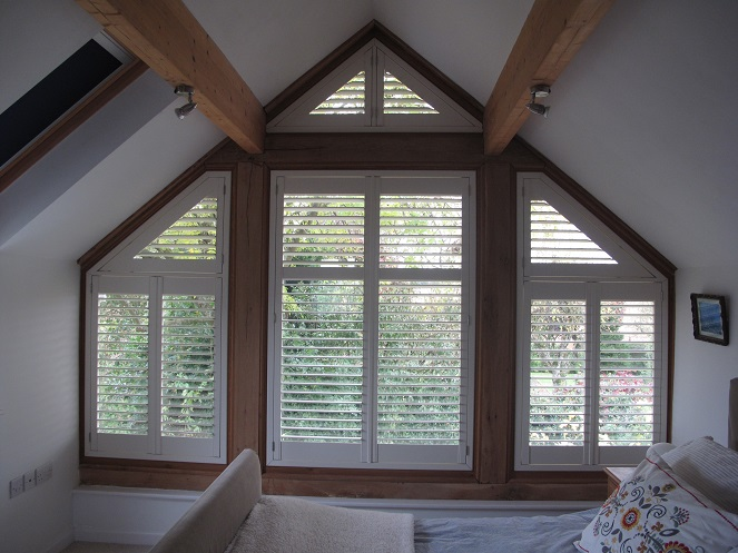 Do You Need Shutters Or Blinds For Your Gable End Window