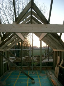 Timber frame small