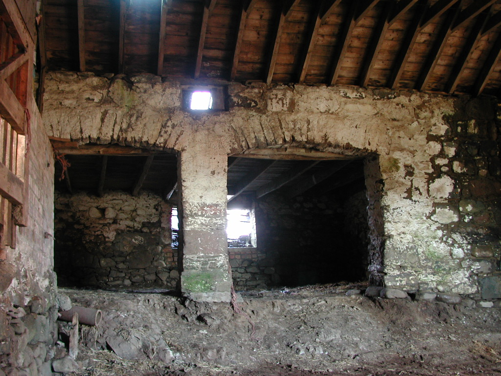 Shirley interior barn 2